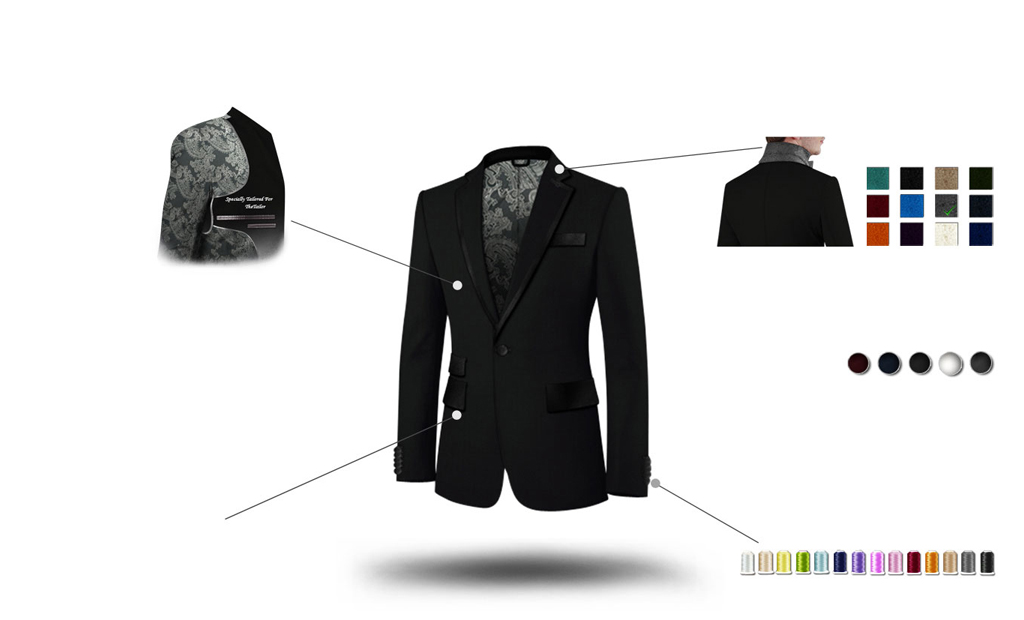 custom made tuxedo quality